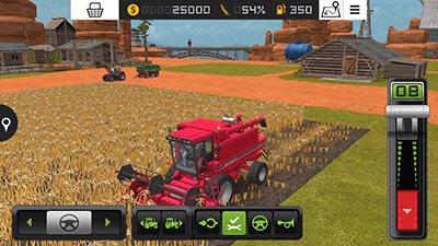 Download Farming Simulator Android today on your mobile
